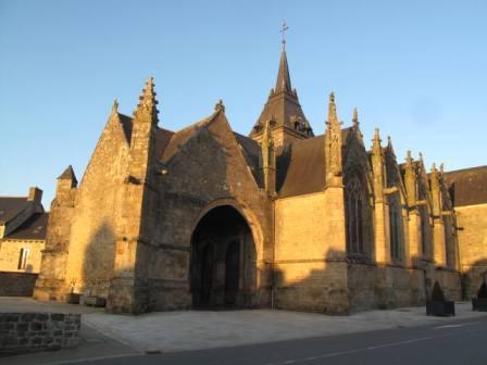 BAIS,église Saint-Marse.