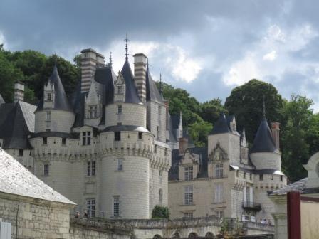 Château d'Ussé Ussé 14 juin 2014