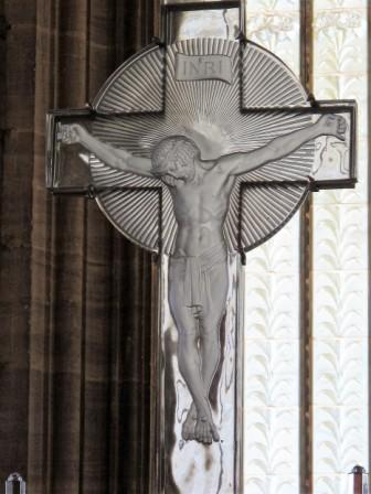 Douvres, chapelle Lalique