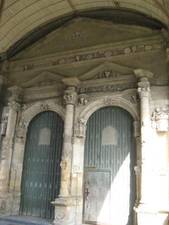 Bais porche  Renaissance