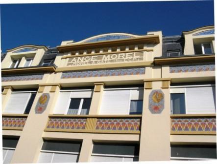 Morel et Gasté, mosaïques Odorico
