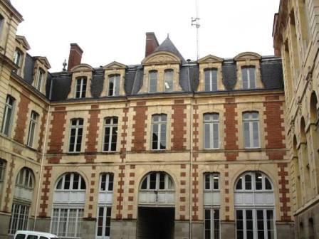 Rennes hôtel de la Préfecture,2016