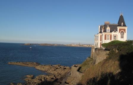 Dinard, Côte d' Emeraude