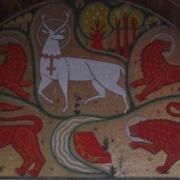 Tréhorenteuc, Apparition du Cerf blanc (atelier Odorico)